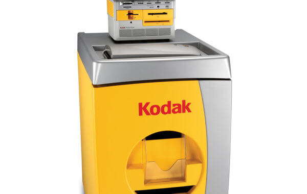 Kodak Kiosk Photo Processing